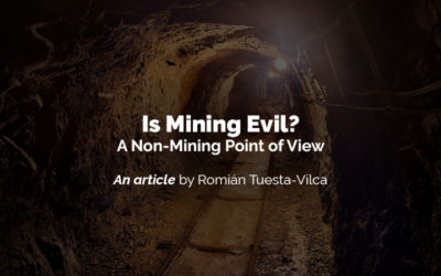 Is Mining Evil? A Non-Mining Point of View