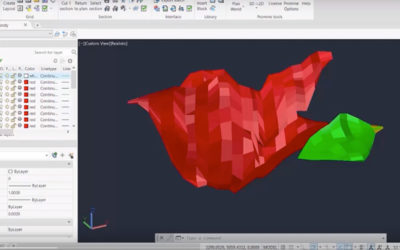 How to create a 3D PDF from an AutoCAD drawing