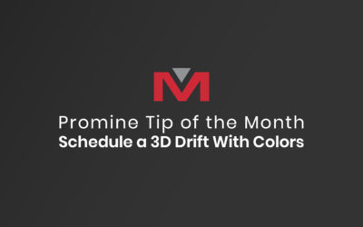 Schedule a 3D Drift With Colors
