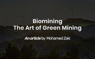 Biomining: The Art of Green Mining